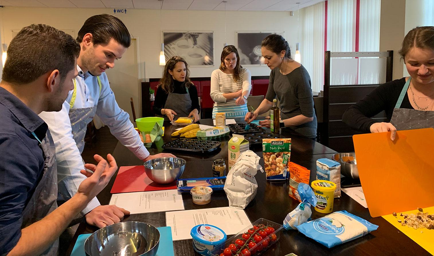 Klauke Aktiv: Gesund kochen