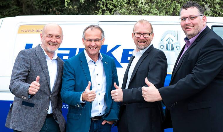 Team Klauke Österreich