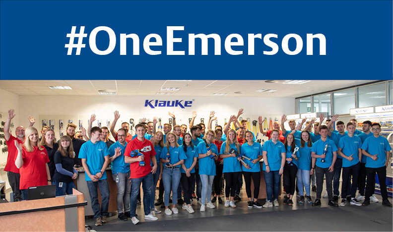 Training united under ONE EMERSON