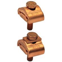 Schraub-Abzweigklemmen, Cu, 1 Schraube, mit Drucksteg