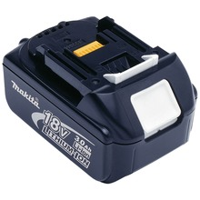 Makita battery 18 V / 3.0 Ah, Li-Ion (54 Wh)