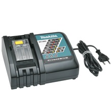Makita quick-charger for 18 V Li-Ion batteries