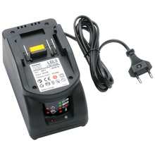 Charger for 18 V Li-Ion batteries