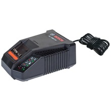 Bosch quick-charger for 18 V Li-Ion batteries
