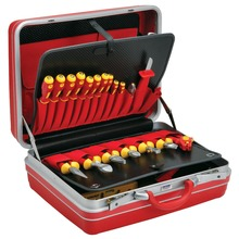 VDE Tool case, 27 pcs