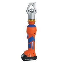 VDE battery powered hydraulic crimping tools Orange