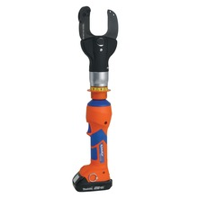 VDE battery powered hydraulic cutting tools Orange